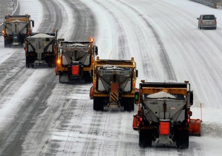 Трактора для уборки снега в аренду