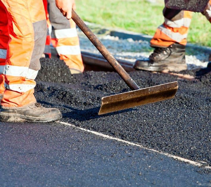 Строительство асфальтовых дорог