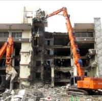 HITACHI ZX480LC-3 Demolition в аренду