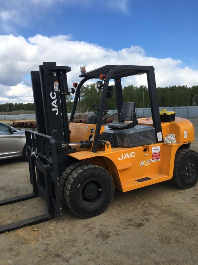 JAC CPCD50 в аренду