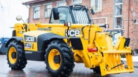 JCB LOADALL 535-125 в аренду