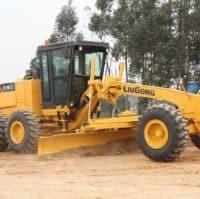 LiuGong CLG 418 - 16 тонн в аренду
