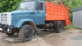 ЗИЛ - 8м3 5 тонн в аренду