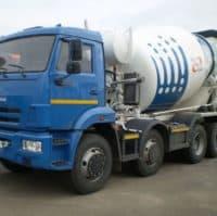 Автобетоносмеситель КАМАЗ-6540