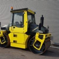 Дорожный каток Bomag BW 154 AP-4