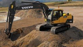Volvo EC170D в аренду