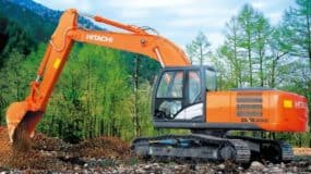 Hitachi ZX200-5G в аренду