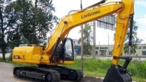 LiuGong CLG 920E в аренду