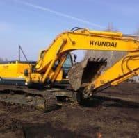 Hyundai 220LC в аренду