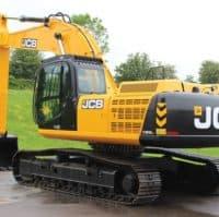 JCB JS300 в аренду
