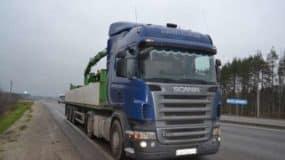 Scania 12 метров в аренду