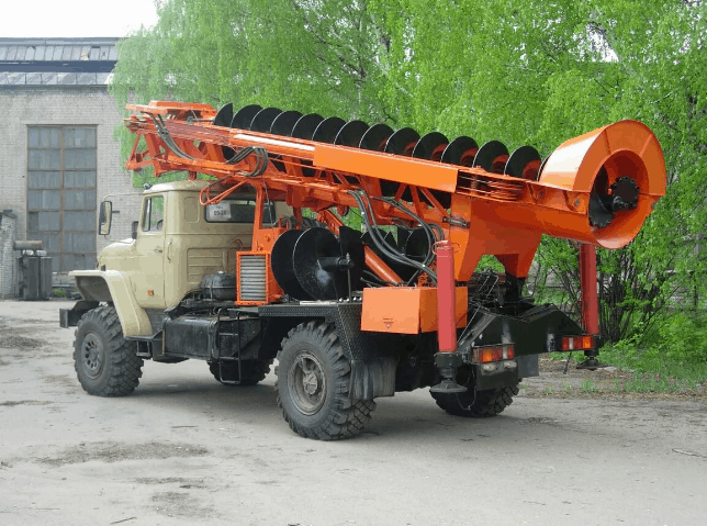 МРК-750А4 на базе Урал-4320 в аренду