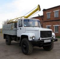 БКМ 317 на базе ГАЗ 3308 в аренду