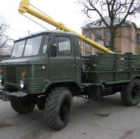 БМ 302 на базе ГАЗ 66 в аренду