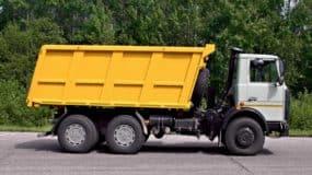 МАЗ-5516 в аренду