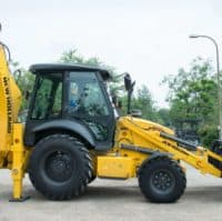 New Holland B80B в аренду