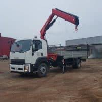 ISUZU (16 тонн) в аренду