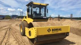 Bomag BW 213 12.5 в аренду