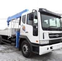 Daewoo (12 тонн) в аренду