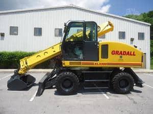 Gradall XL 3300 в аренду