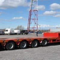 Трал 45-60 тонн в аренду