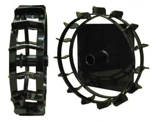 Металлические колеса для TF 230 Husqvarna 5882670-01