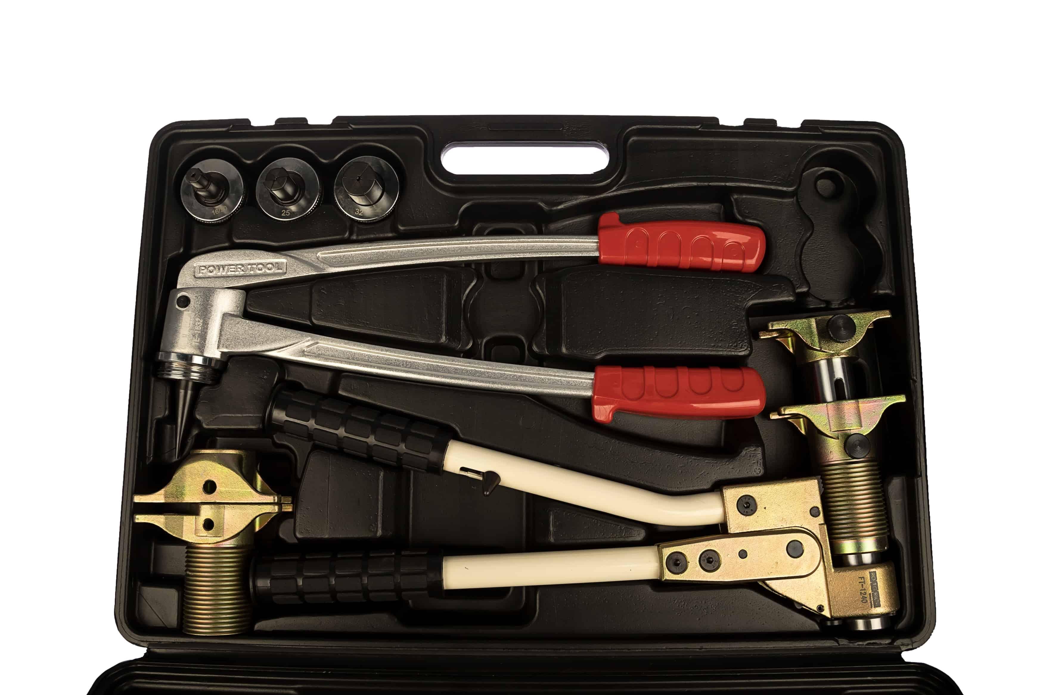 Ручной набор для монтажа PEX трубы