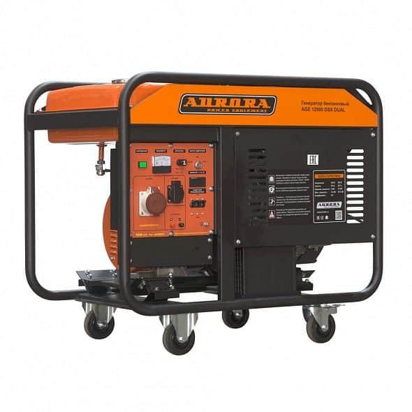 Aurora AGE 12500 DSX DUAL 14686